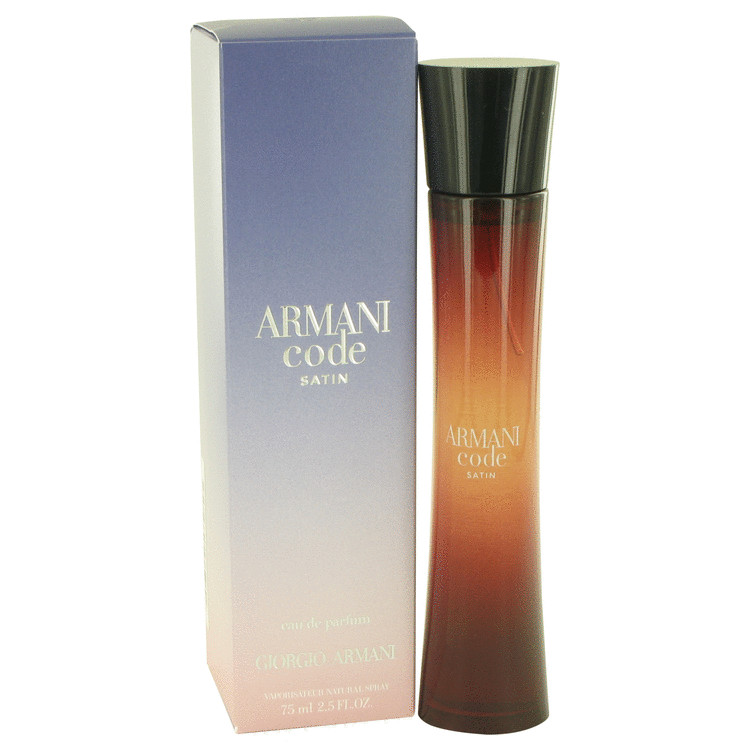 Armani Code Satin By Giorgio Armani 50ml Edps Womens Perfume Ebay