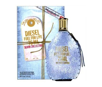 Diesel Fuel For Life Denim Collection Pour Femme By Diesel
