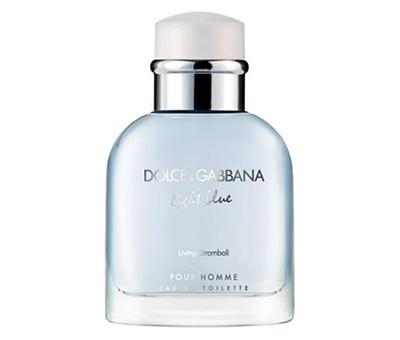 Light Blue Living Stromboli Pour Homme By Dolce & Gabbana