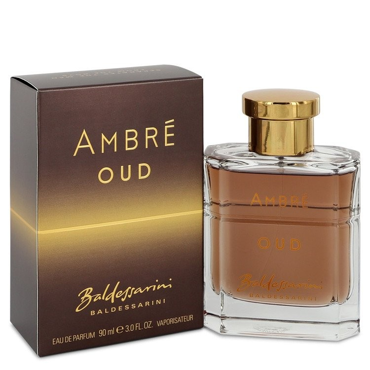 Ambre Oud By Hugo Boss