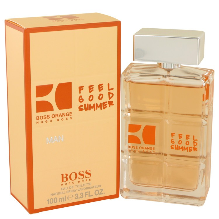Boss Orange Feel Good Summer Man By Hugo Boss