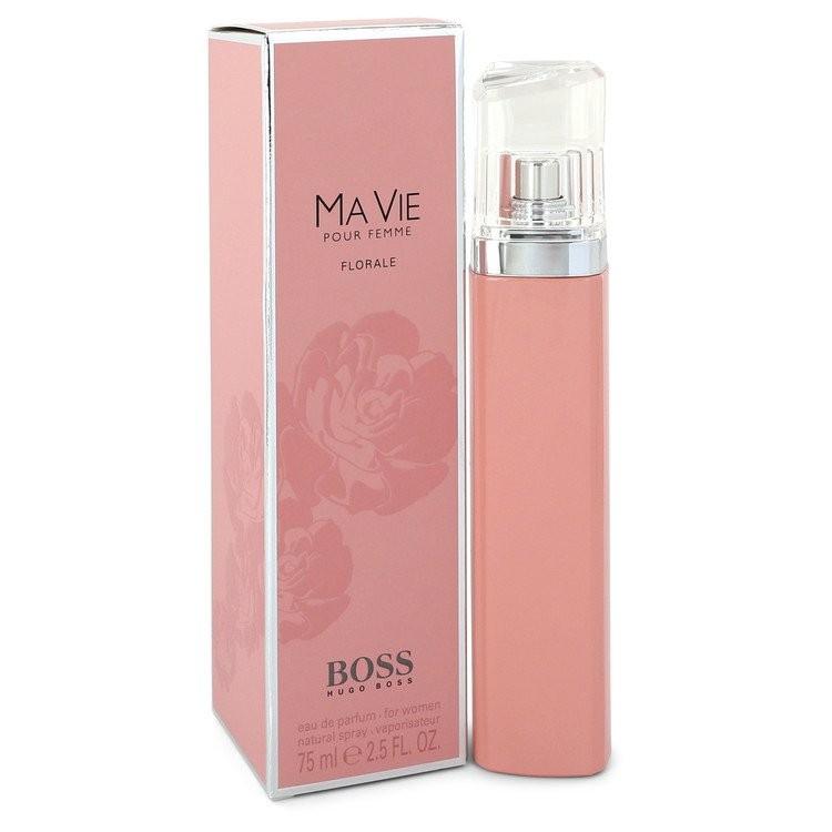 Boss Ma Vie Pour Femme Florale By Hugo Boss