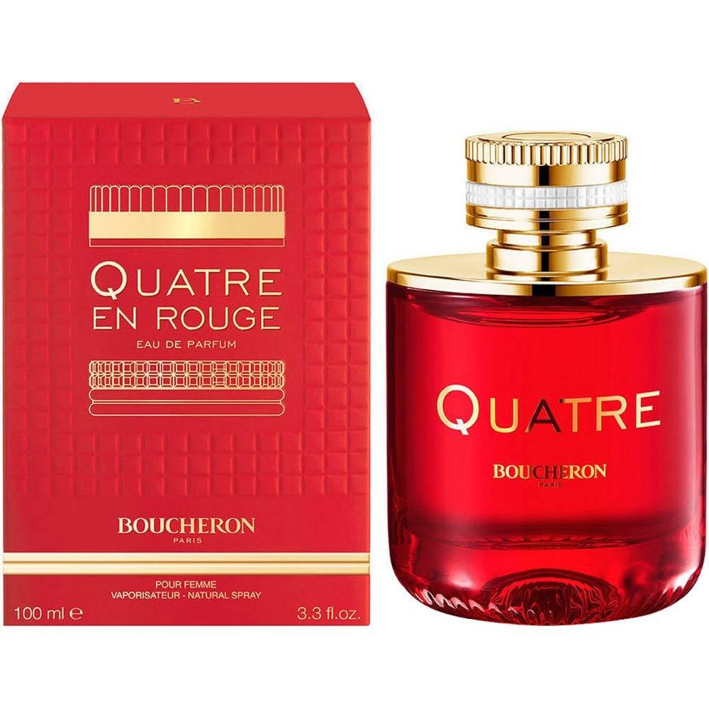 Quatre En Rouge By Boucheron