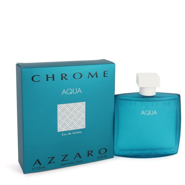 Chrome Aqua By Azzaro