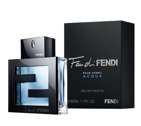 Fan Di Fendi Pour Homme Acqua By Fendi