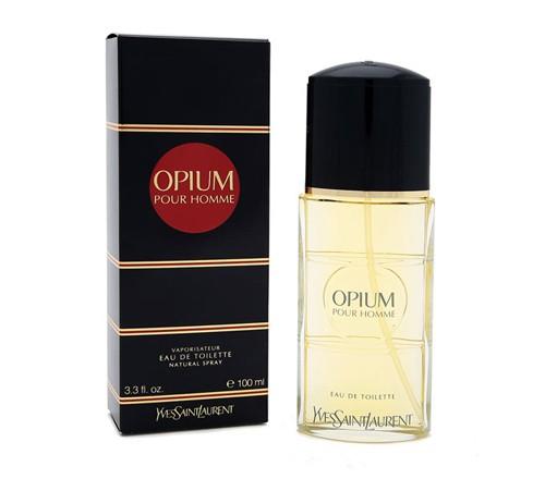 Opium Pour Homme By Yves Saint Laurent