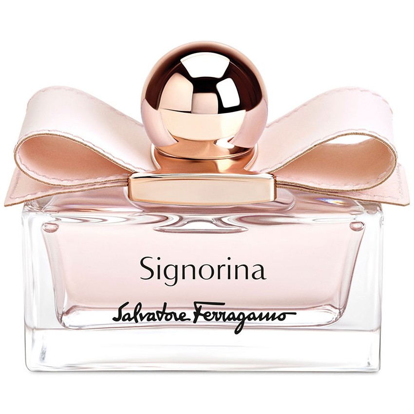 Signorina Leather Edition By Salvatore Ferragamo